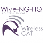 Wive-NG - start page